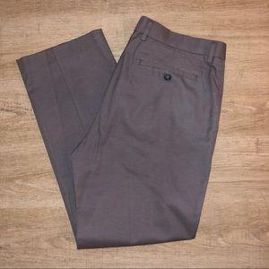 Banana Republic Slim Fit Dress Pants- Navy Hounds